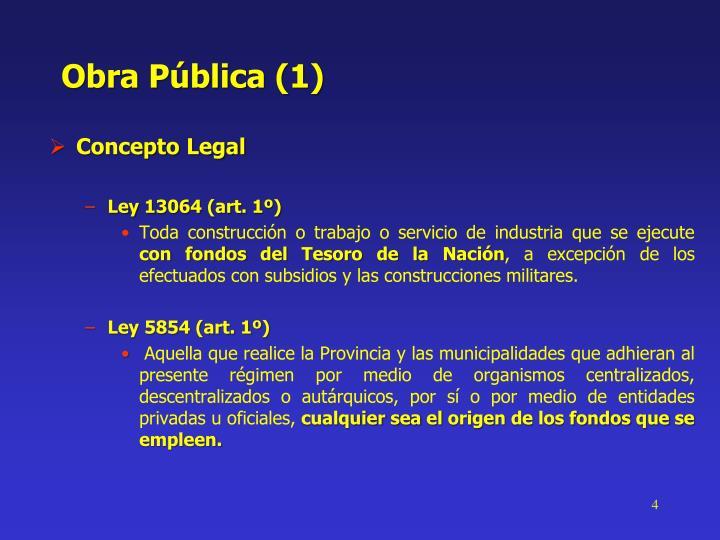 Obra Pública (1)