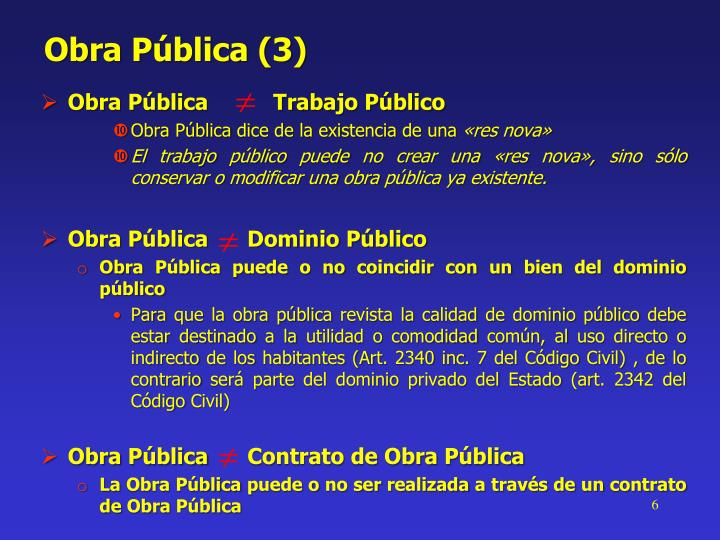Obra Pública (3)