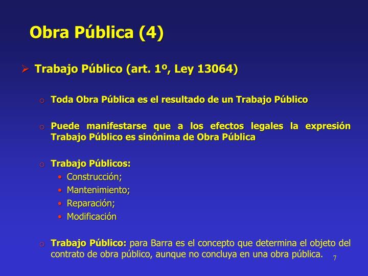 Obra Pública (4)