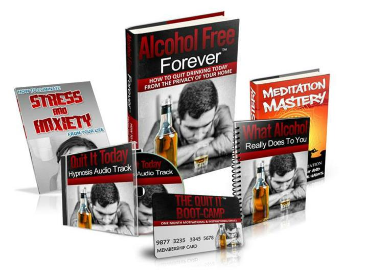 alcohol free forever n.