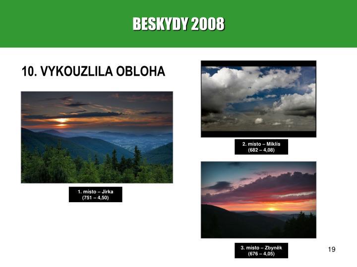 BESKYDY 2008