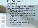 4 3 rate monotonic scheduling