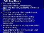 path goal theory1