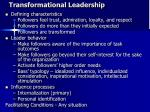 transformational leadership1