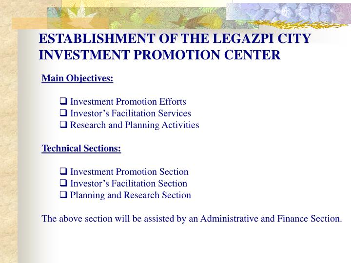 the current incentives and promotion for investments Summary of bulgarian investment incentives under the bulgarian investment promotion act (ipa.