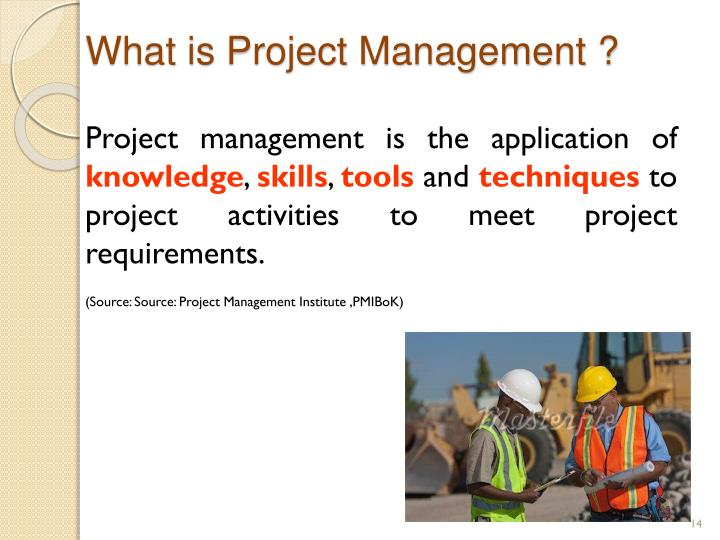 What is Project Management ?