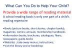 what can you do to help your child2