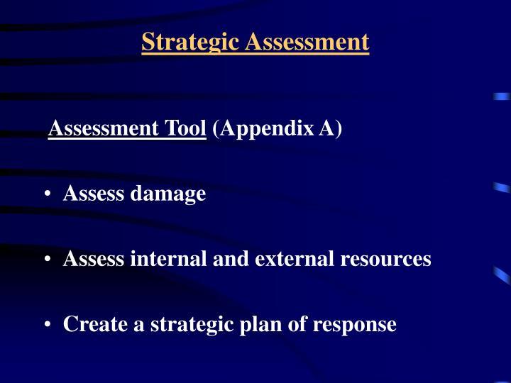 Strategic Assessment