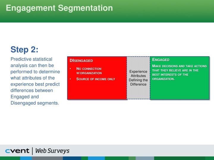 Engagement Segmentation