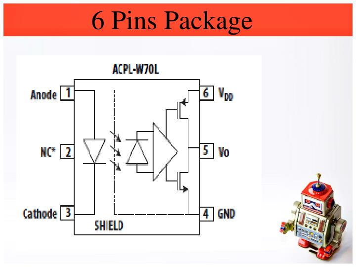 6 Pins Package