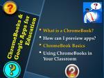 chromebooks google apps for education
