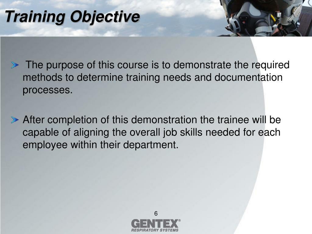 PPT - Job Skills and Cross Training PowerPoint Presentation - ID:5923236