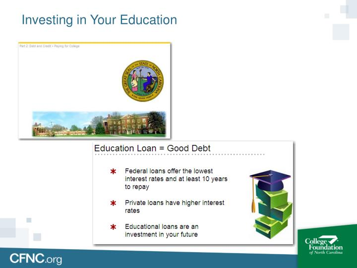 Investing in Your Education