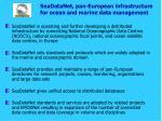 seadatanet pan european infrastructure for ocean and marine data management