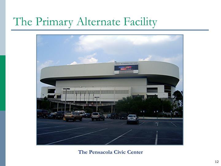 The Primary Alternate Facility