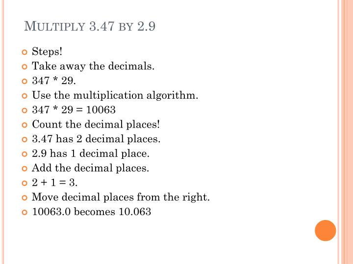 Multiply 3 47 by 2 9