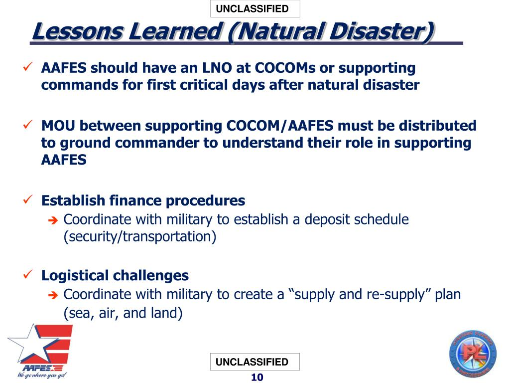 PPT - AAFES Contingency Capabilities Strategic Planning