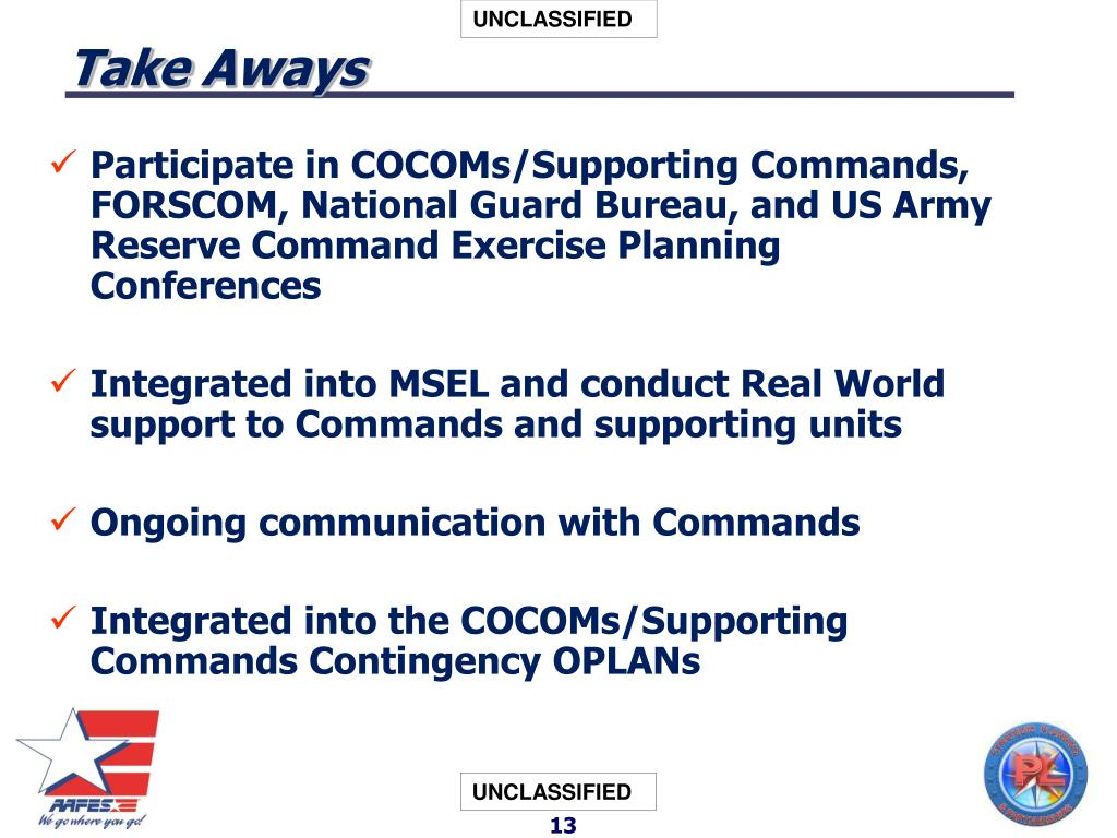 PPT - AAFES Contingency Capabilities Strategic Planning