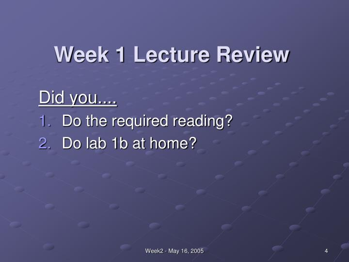 lecture week 2 Principles of macroeconomics ranjit dighe week 2 (lectures 4 & 5) jan 31 - feb 4, 2000 [in these lectures we reviewed some microeconomic principles, starting with the economic way of thinking and then moving on to demand.