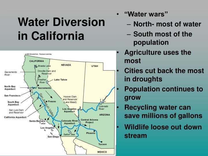 Water Diversion