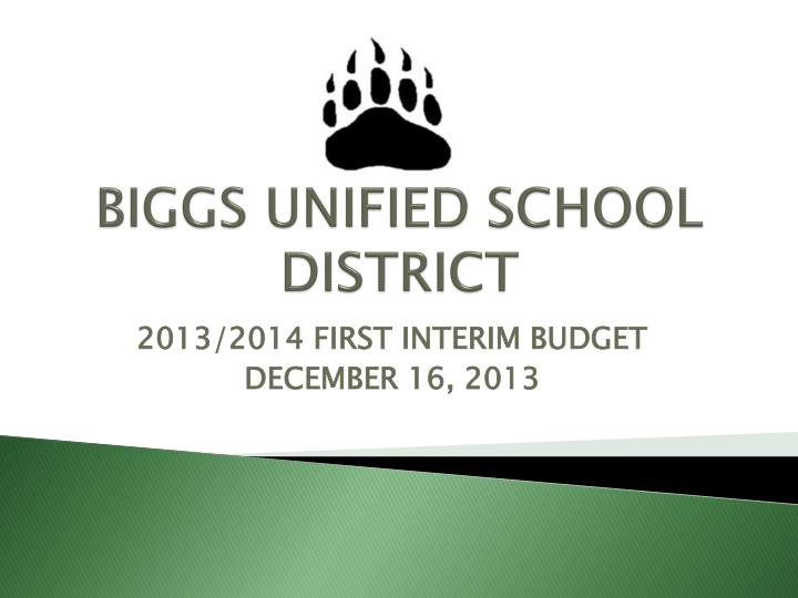 biggs unified school district n.