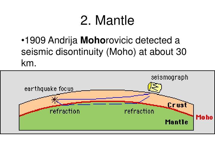 2. Mantle