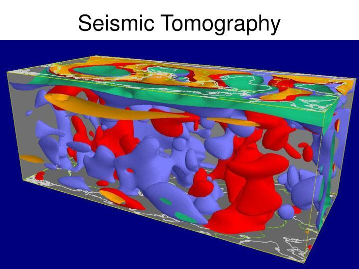 Seismic Tomography
