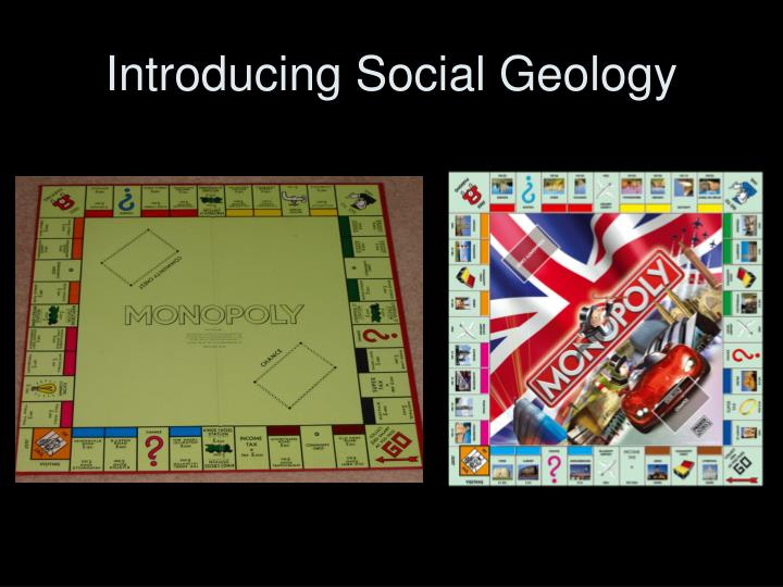 Introducing social geology1