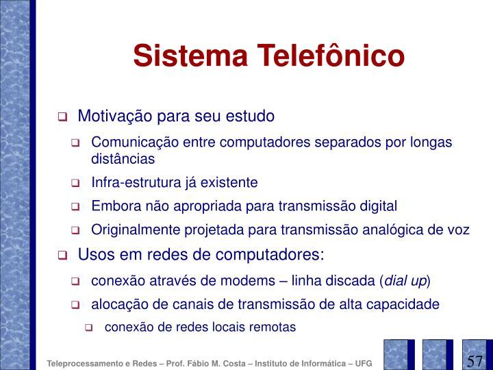 Sistema Telef