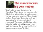 the man who was his own mother