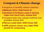 compost climate change