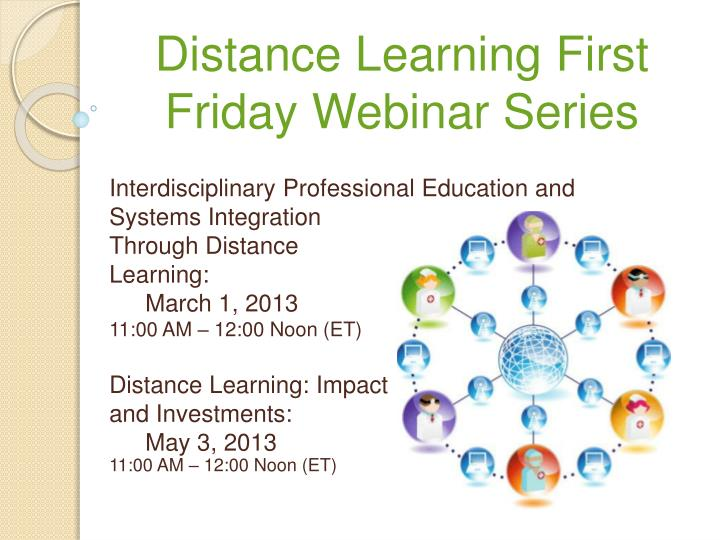 is distance learning as good as Distance learning is a way of learning remotely without being in regular face-to-face contact with a teacher in the classroom in the uk such learning has its roots in students learning through correspondence courses more than 270,000 undergraduate students are taking their first degrees via.