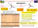 absolute charm hadronic branching ratios and