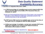 data quality statement availability accuracy3