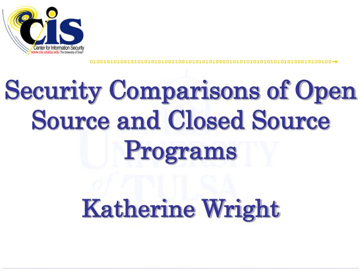 the impact of open source software Open source developers have, perhaps without conscious intent, created a new and surprisingly successful economic paradigm for the production of software.