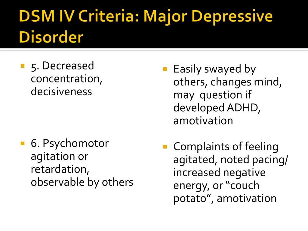 PPT - Depression and Anxiety Disorders of Children and ...