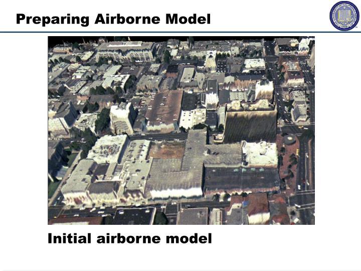 Preparing Airborne Model