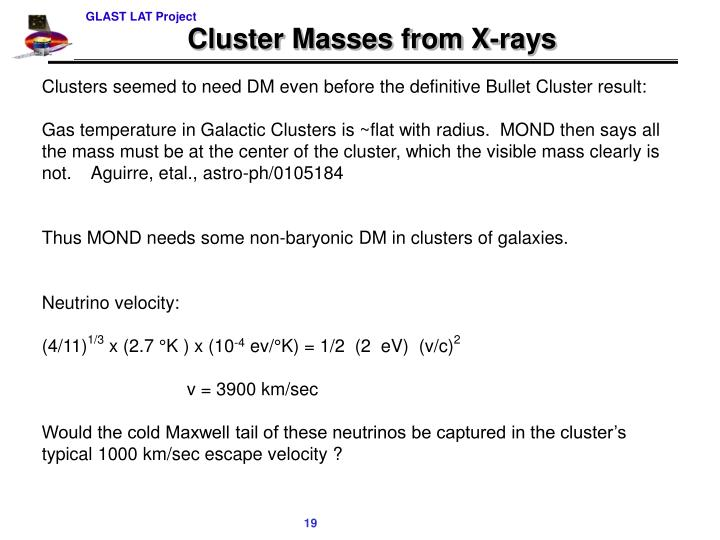 Cluster Masses from X-rays