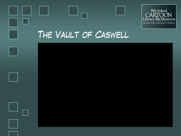 The Vault of Caswell