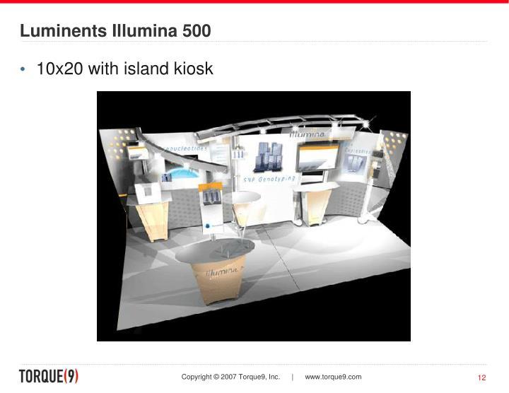 Luminents Illumina 500