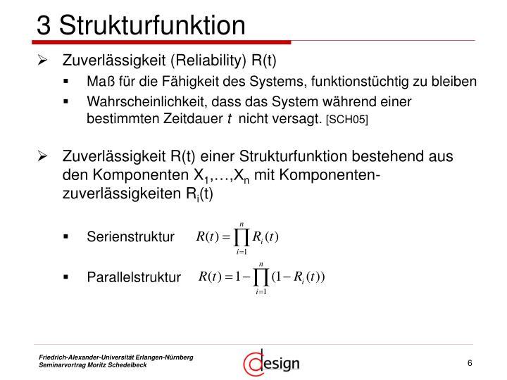 3 Strukturfunktion
