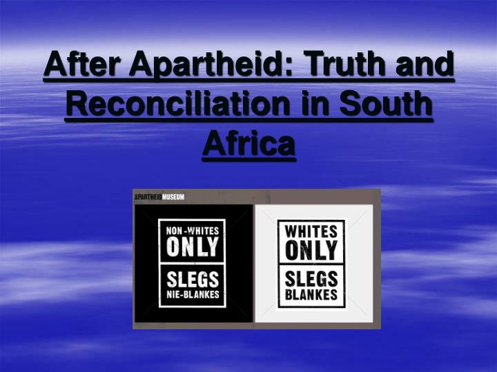 apartheid definition