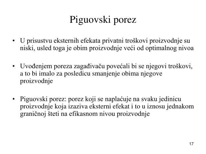 Piguovski porez