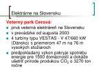 elektr rne na slovensku1
