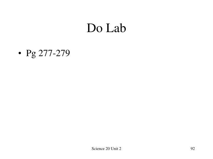 Do Lab
