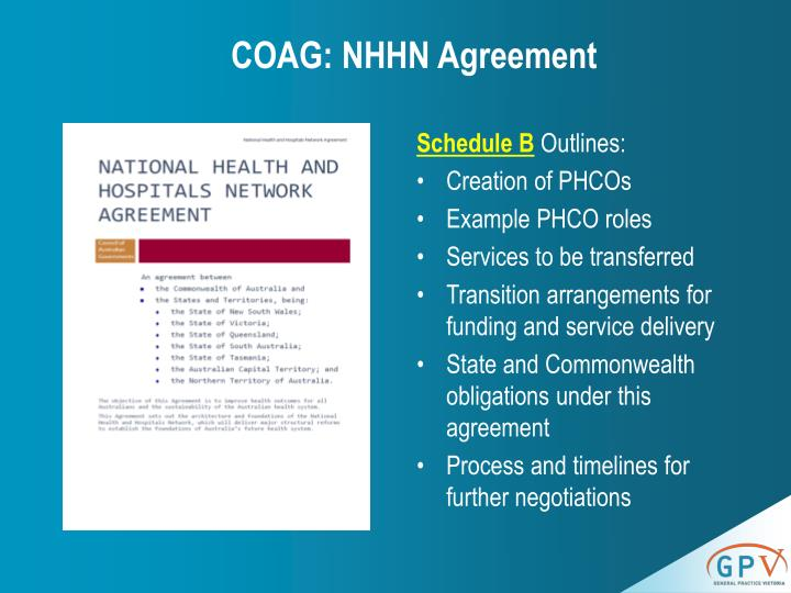 Ppt Phcos In Victoria What Might Health Reform Mean Powerpoint