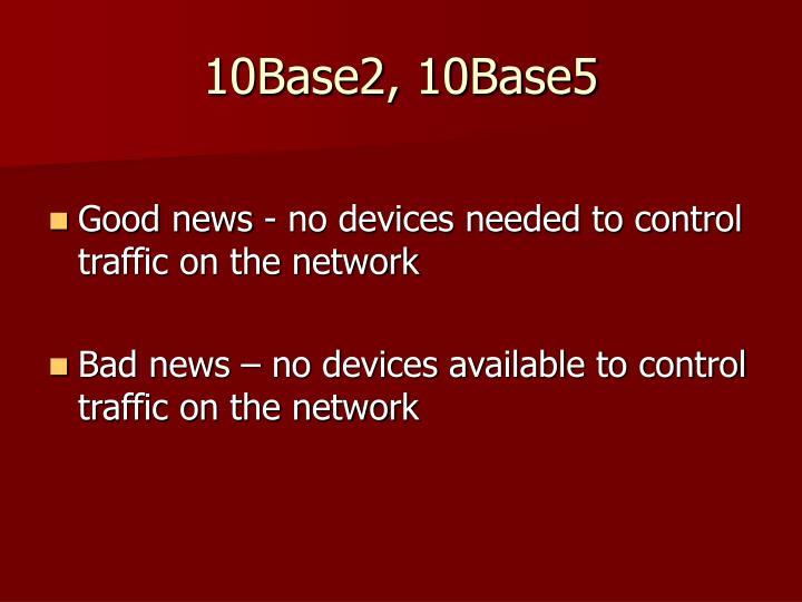 10Base2, 10Base5