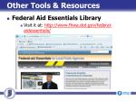 other tools resources2