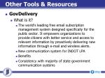 other tools resources4