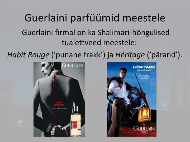 Guerlaini